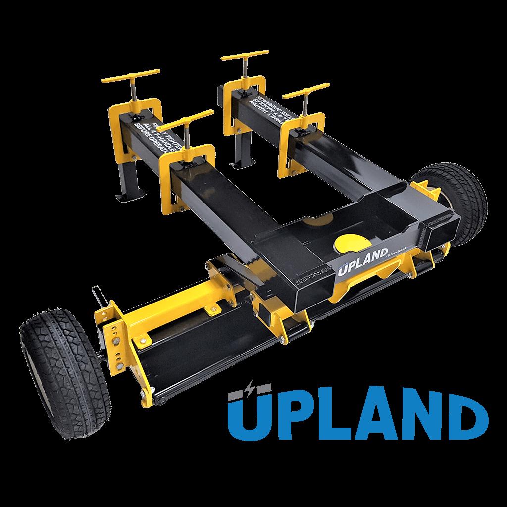 Upland Magnetic Sweeper by Bluestreak Equipment