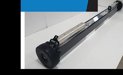 Khamsin Magnetic Sweeper by Bluestreak Equipment