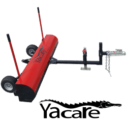 Yacare magnetic sweeper