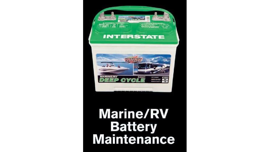 Marine/RV Battery Maintenance PDF
