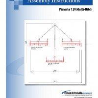 Piranha Multi-Hitch Assembly Instructions PDF