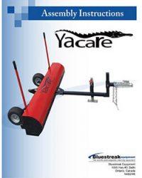 Yacare Assembly Instructions PDF