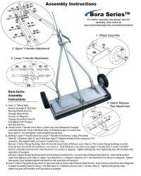 Bora Assembly Instructions PDF