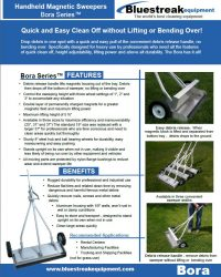 Bora Series Brochure PDF
