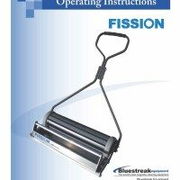 Fission Operating Instructions PDF