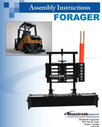 Forager Series Assembly Instructions