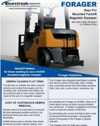 Forager Series Brochure