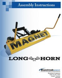 Longhorn Assembly Instructions PDF