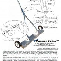 Magnum Assembly Instructions PDF