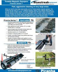 Piranha Brochure PDF